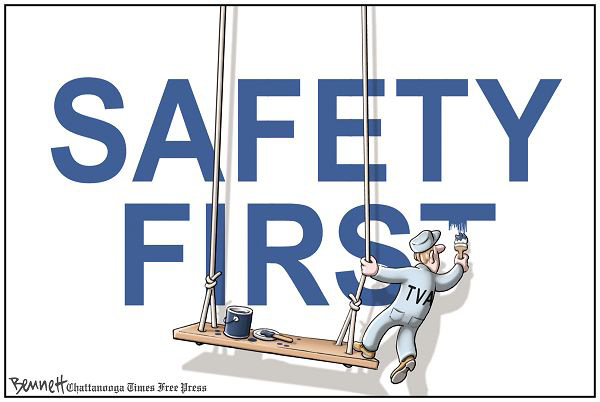 Fifteen Safety and Security Features…Because We Care!