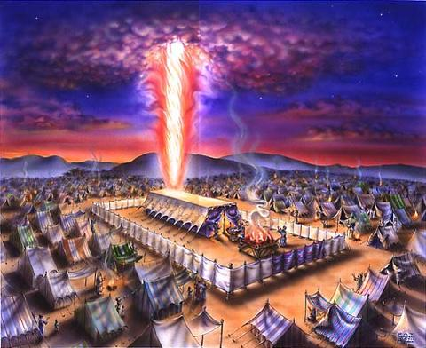 Terumah: Men and Angels – A Dvar Torah by Elchanan Shoff
