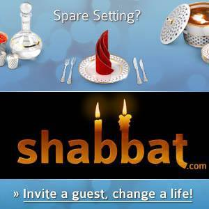 Come Join The Largest Shabbat In The Entire World!