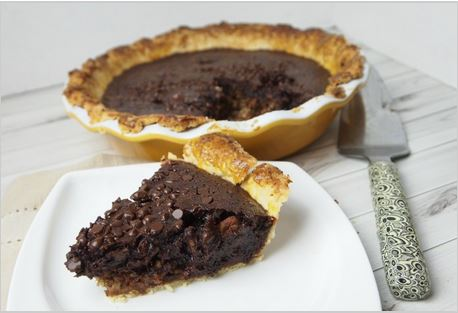 Pecan Chocolate Pie By Tamar Genger from JoyofKosher.com