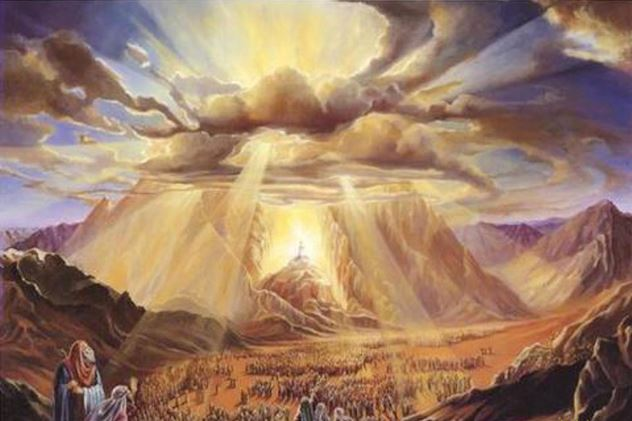"RAV BRAZIL – PARSHAS MISHPATIM תשע""ה  HOW WE DEFEATED THE MALACHIM AT MATAN TORAH"