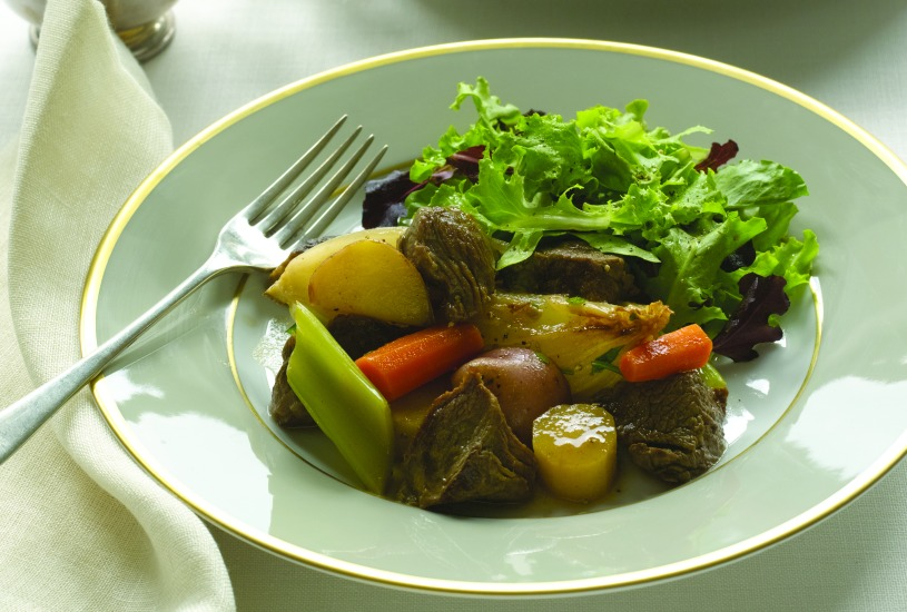 The Joy of Kosher- Beef Pot Au Feu by Jamie Geller from JoyofKosher.com