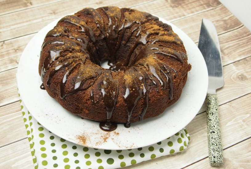 Turkish Coffee Bundt Cake By Tamar Genger from JoyofKosher.com