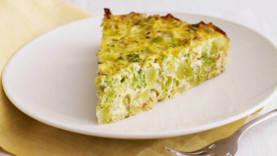 Broccoli Kugel by Jamie Geller from JoyofKosher.com